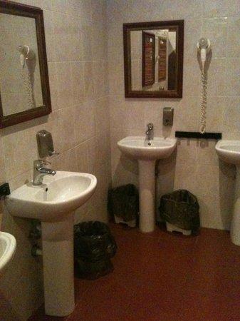DA! Hostel : Ж туалет