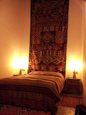 Riad Dar Cordoba: Iraqui Suite - The Bedroom.