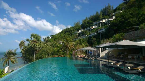 Conrad Koh Samui: Main pool