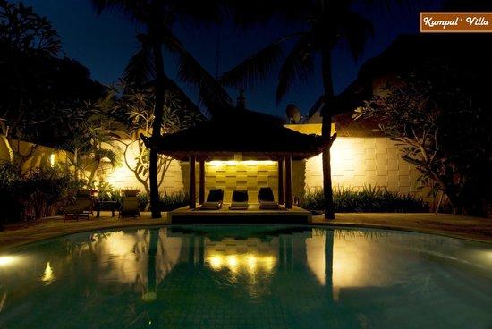 Kumpul Kumpul Villa I Double Six: Swimming Pool