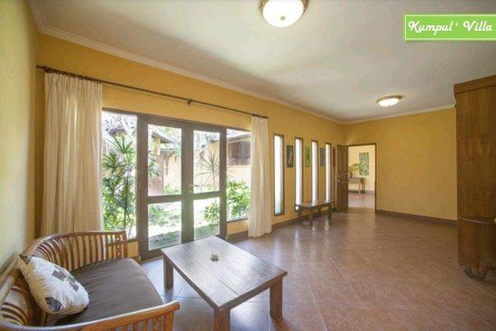 Kumpul Kumpul Villa I Double Six: Bedroom