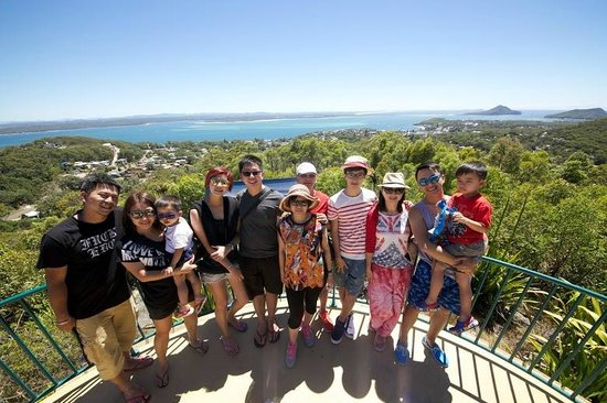 UDU - Understand Down Under: Sydney Night & Day Experiences: Stunning view and beautiful weather!