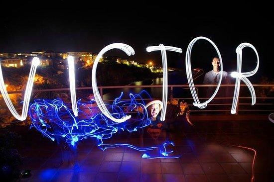 UDU - Understand Down Under: Sydney Night & Day Experiences: Haha, that's my creation!