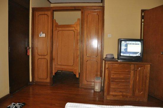 Hotel Casamara: Номер
