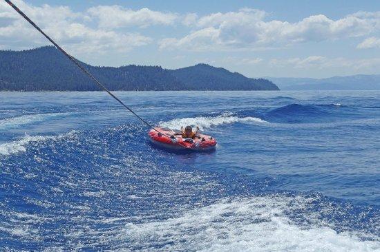 SWA Watersports: Tubing