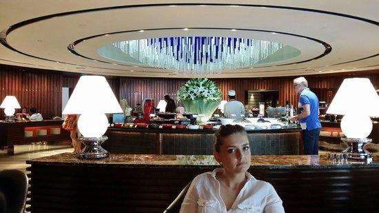 Basilico restaurant - Singapore
