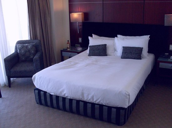 Pullman Auckland : room very comforatable and quiet