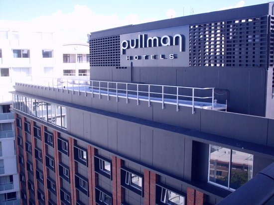 Pullman Auckland : View from Room