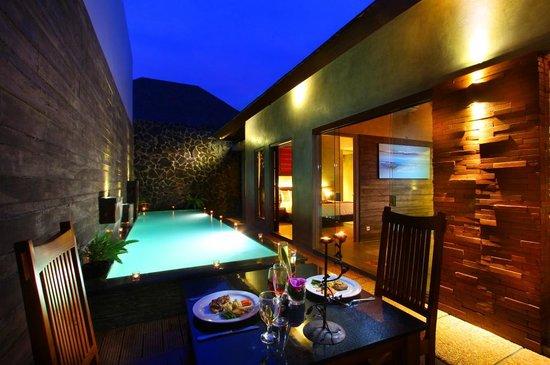 Bracha Villas Bali : Bracha Villas with Private Pool Villas