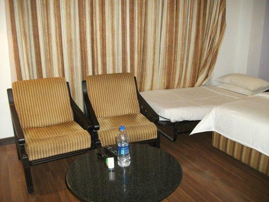 Hotel CAG Pride: room