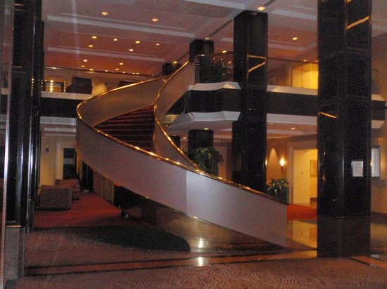Hilton Newark Airport: Lobby