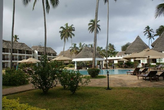DoubleTree by Hilton Resort Zanzibar - Nungwi: view from my bedroom