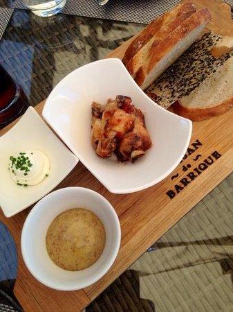 Mont Marie Restaurant: Starter