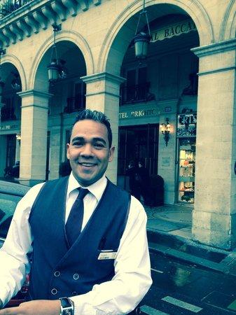 Hotel Brighton: MEU conterraneo Brasileiro super atencioso