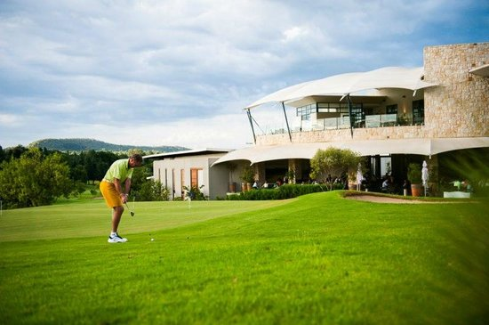 The Fairway Hotel, Spa & Golf Resort : Golf