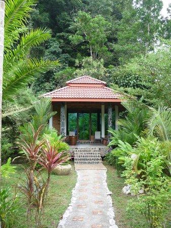 Hotel Khao Sok & Spa: Bungalow