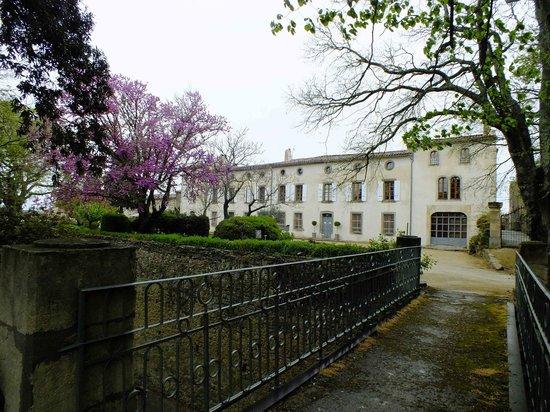 Hotel Chateau de Palaja a 5 kms de Carcassonne: The exterior