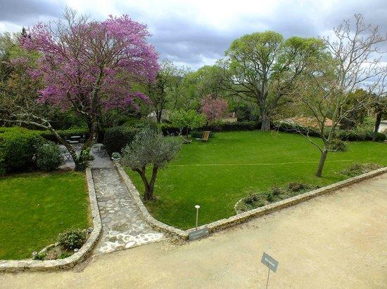 Hotel Chateau de Palaja a 5 kms de Carcassonne: Serene view from Font-Froid suite