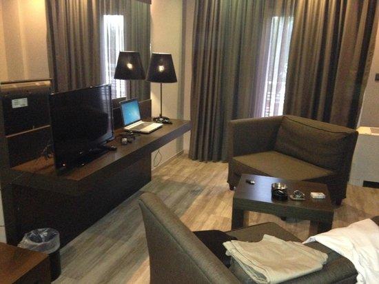 Hotel Di Tania: Room