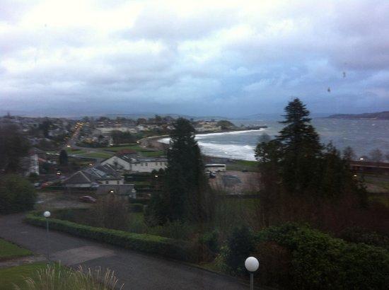 Glenmorag Hotel : View from hotel