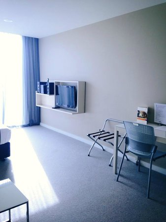 Citadines on Bourke Melbourne : Super spacious room