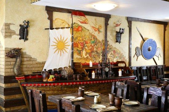 Druzhina Grill Restaurant
