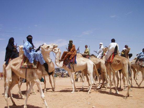 Níger: Festa tuaregue (Agadez)
