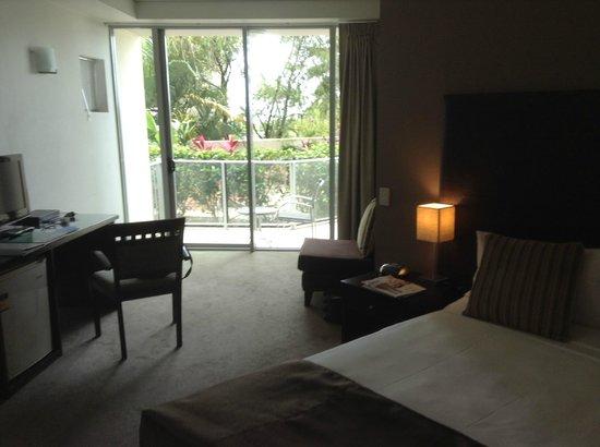 Mantra Trilogy : Pleasant 3rd Floor room