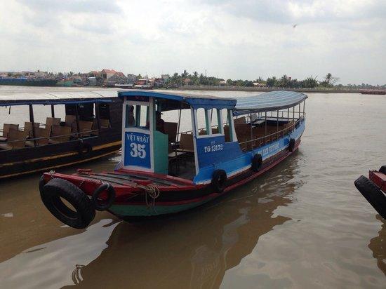 Mekong River Cruise: Nice trip on the mekong