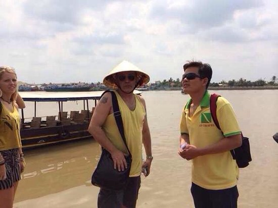 Mekong River Cruise: Just love it