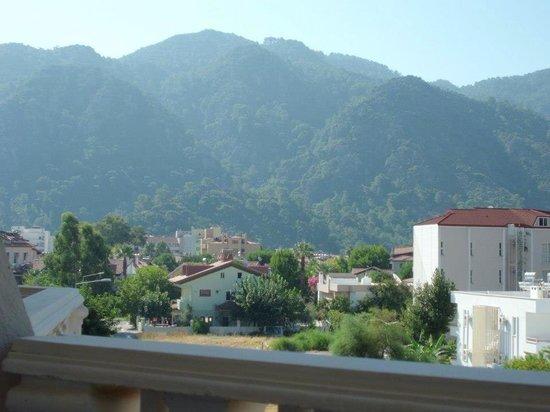 Selen 2 Hotel: View from balcony :)
