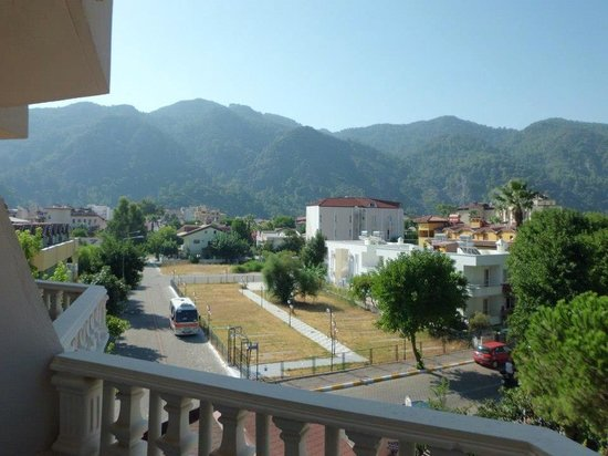 Selen 2 Hotel: View from balcony