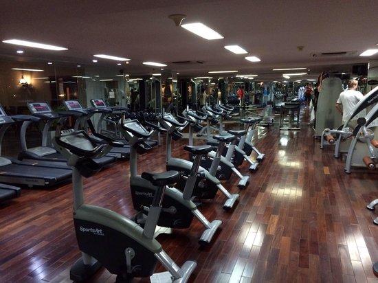 Rex Hotel : Great Gym