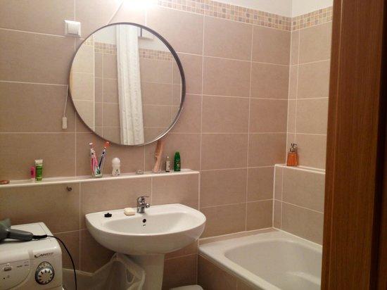 7Seasons Apartments Budapest: Bathroom