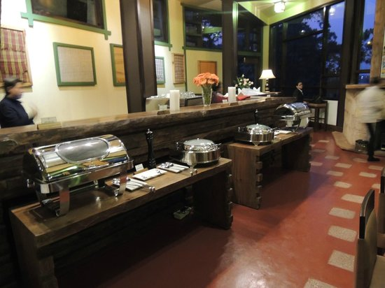 Cafe Shillong HERITAGE: Yummy Food