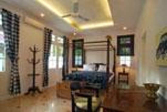 Kolonial House: superior room