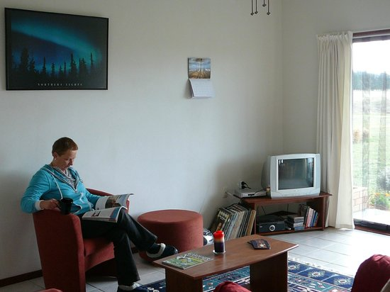 The Dutch Station: Living in self-contained unit