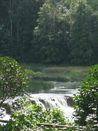 Venta Waterfall: опять водопад