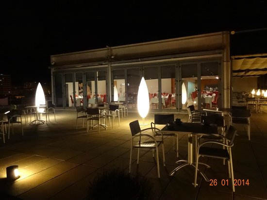 Hotel Faro: Ria Formosa restaurant