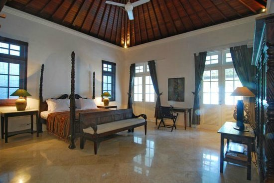 Kolonial House: apartment