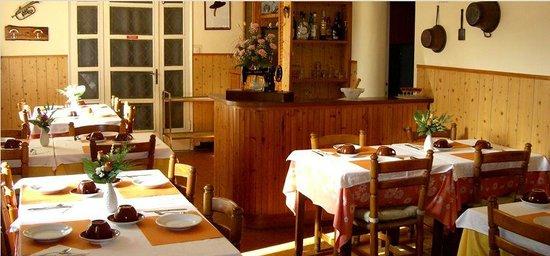 Villa Marosa: Sala colazioni