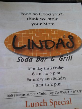 Linda's Soda Bar and Grill
