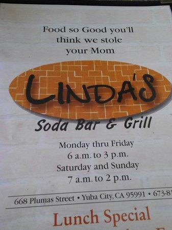 Linda's Soda Bar and Grill