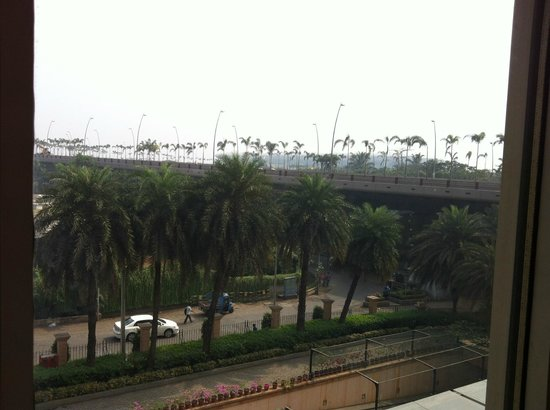 ITC Maratha, Mumbai: Look from the Window