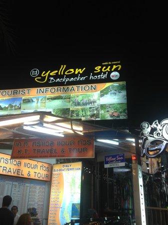 Yellow Sun Guest House: Yellow Sun Backpackers, Aonang