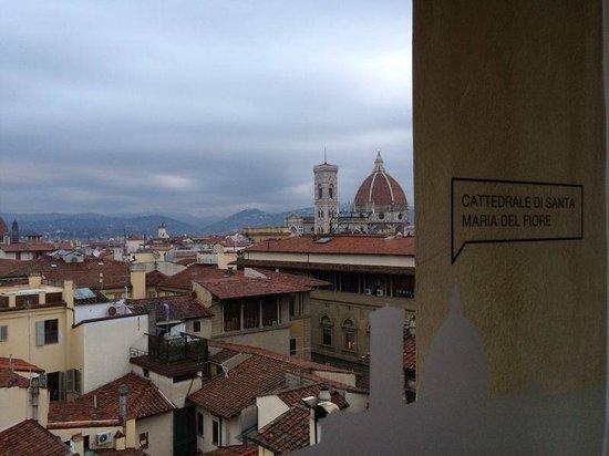 NH Collection Firenze Porta Rossa : Vistas desde la Torre Monalda