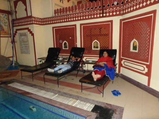 Umaid Bhawan Heritage House Hotel : Relax