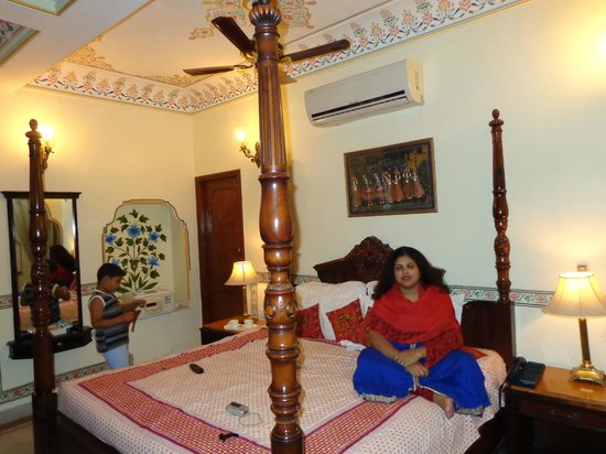 Umaid Bhawan Heritage House Hotel : Our Room