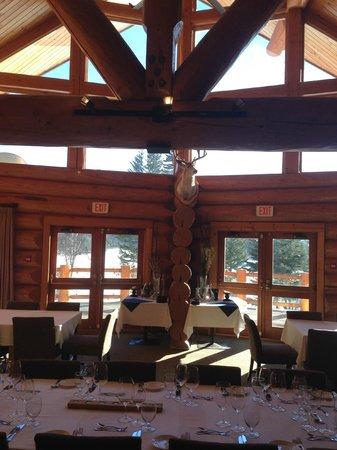 Tyax Wilderness Resort & Spa: Comedor