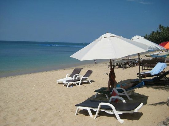 Lanta Palace Resort & Beach Club: nice beach